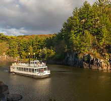 Riverboat on the Saint Croix by JimGuy