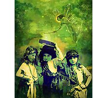 TRAVELLERS~GYPSY Photographic Print