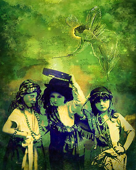 TRAVELLERS~GYPSY by Tammera
