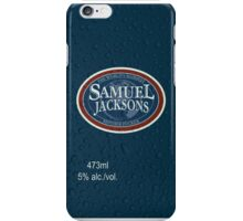 SamueL Jacksons iPhone Case/Skin