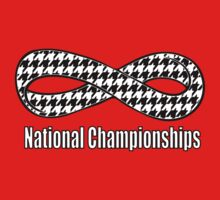 Alabama Infinity National Championships Kids Clothes