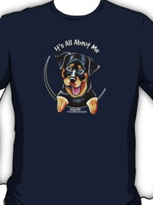 Rottweiler :: It's All About Me T-Shirt