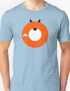 A Most Minimalist Fox Unisex T-Shirt