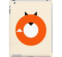 A Most Minimalist Fox iPad Case/Skin