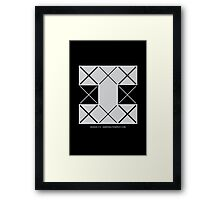 Design 213 Framed Print