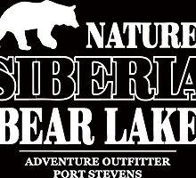 Siberia Bear by Port-Stevens