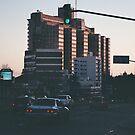 montevideo sunset by rodrigoafp