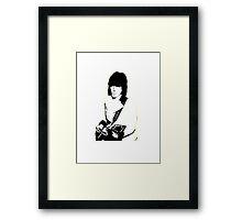 Jeff Beck Framed Print
