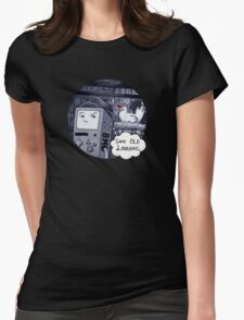 Same Old Lorraine Womens Fitted T-Shirt