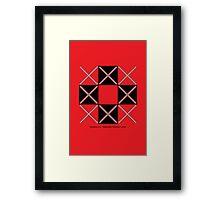 Design 214 Framed Print