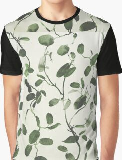 Hoya Carnosa / Porcelainflower Graphic T-Shirt