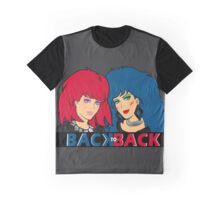 Kimber & Stormer - Back to Back Graphic T-Shirt
