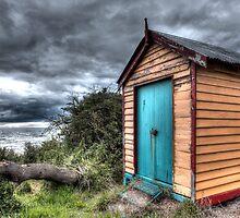 Rusty Ol' Box by Shari Mattox-Sherriff