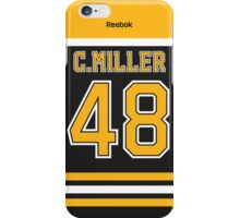 Boston Bruins Colin Miller Jersey Back Phone Case iPhone Case/Skin