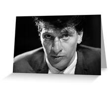 Herman Brood in the eighties Greeting Card