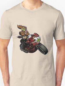 princess peach motorcycle  T-Shirt