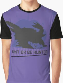 Monster Hunter - Hunt or be Hunted (Brachydios) Graphic T-Shirt