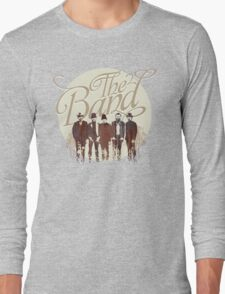THE BAND Long Sleeve T-Shirt