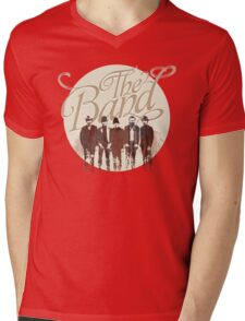 THE BAND Mens V-Neck T-Shirt