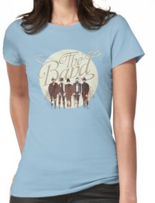 THE BAND Womens Fitted T-Shirt