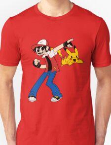 Ash VS the World T-Shirt