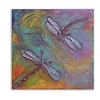 Dragonflies (1) by Clint Smith