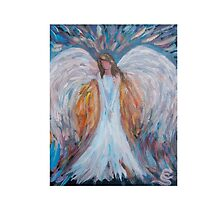 Angel ~ Ashanti by Clint Smith
