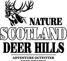 Scottland - Deer Hills by Port-Stevens