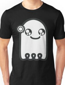 Gulliver the Ghost (black) Unisex T-Shirt
