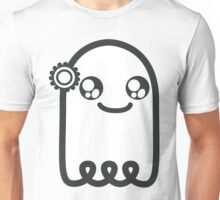 Gulliver the Ghost (black) Unisex T-Shirt