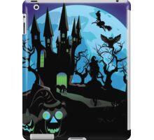 Haunted Halloween Castle 3 iPad Case/Skin
