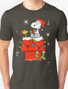 snoopy christmas T-Shirt