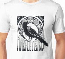 Bird Nouveau Unisex T-Shirt
