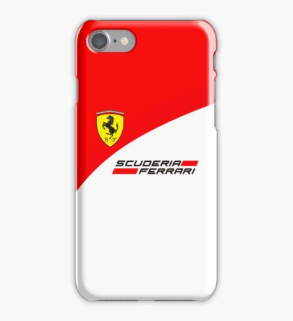 Ferrari Scuderia F1 iPhone/iPod Case iPhone Case/Skin