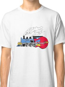 'Train is a Strummin' Classic T-Shirt