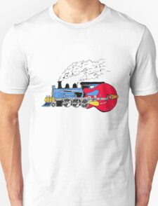 'Train is a Strummin' T-Shirt