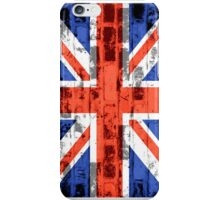 United Kingdom Flag iPhone Case/Skin