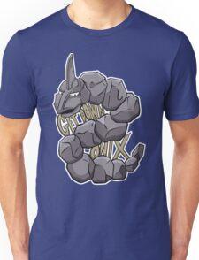 PokéPun - 'Get Down Onix' T-Shirt