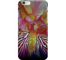Light Iris iPhone Case/Skin