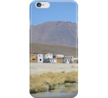 One horse town iPhone Case/Skin