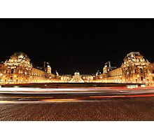 The Louvre Museum Photographic Print