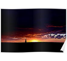 Sunsets 9 Poster