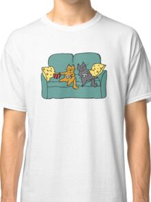 Gamer Cats Classic T-Shirt