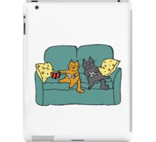 Gamer Cats iPad Case/Skin