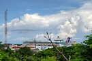 View of the Harbour from Fort Fincastle by Jeremy Lavender Photography