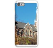 St. Peter's Roman Catholic Church in Harpers Ferry, West Virginia  iPhone Case/Skin