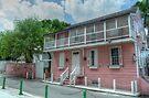 Historical Places of Nassau, The Bahamas: Balcony House by Jeremy Lavender Photography