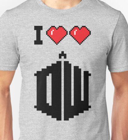 I love Doctor Who Unisex T-Shirt