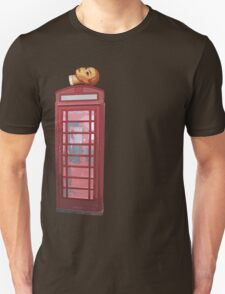 head on the phone T-Shirt