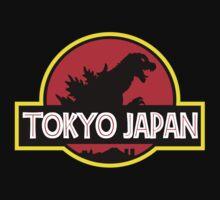 Tokyo Japan by kentcribbs